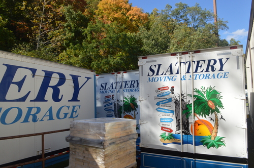 Leave Your Move to Slattery