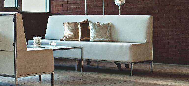an image of a sofa
