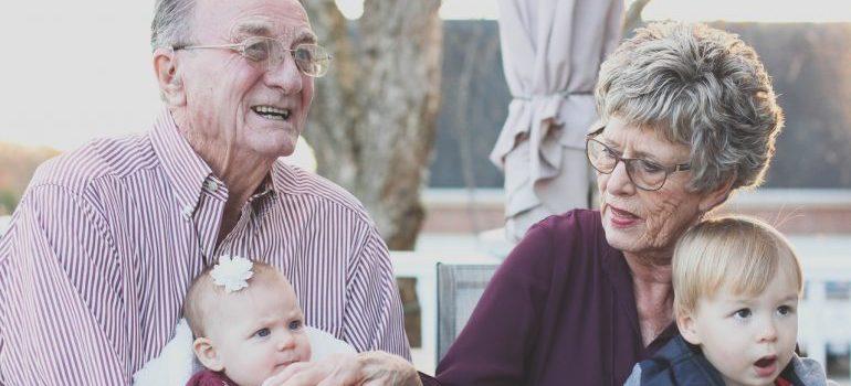 Grandparends and grandchildren