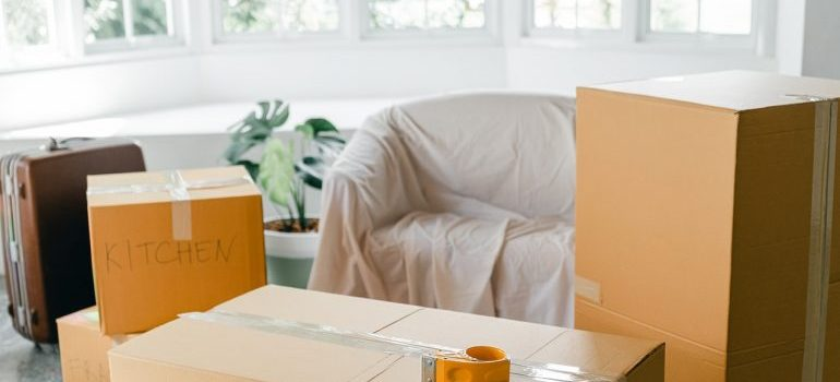 Packing and Moving your home in Rockland County