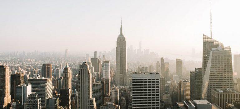 Manhattan midday