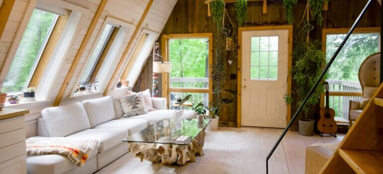 Start from attic and redesign your Suffern home after relocation
